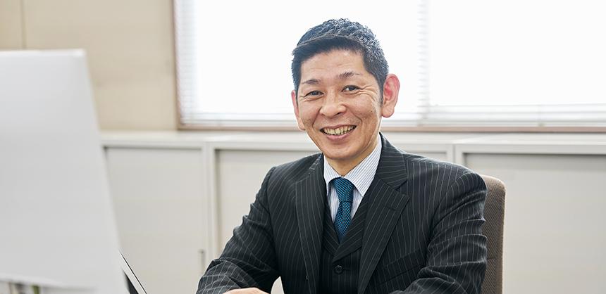 遠藤科学株式会社 取締役社長 遠藤 一秀