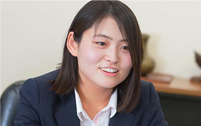 島田営業所/入社3年目/浅原 未紗