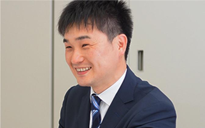 富士営業所/入社12年目/主任 市瀬 創太