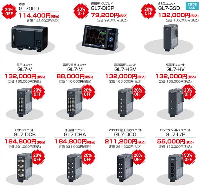 セール画像 GL7000 Plus