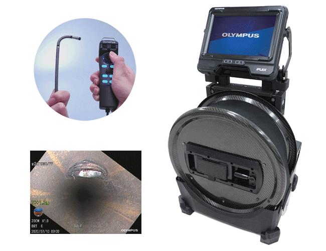 工業用ビデオスコープ IPLEX GAir (オリンパス/OLYMPUS)Topix